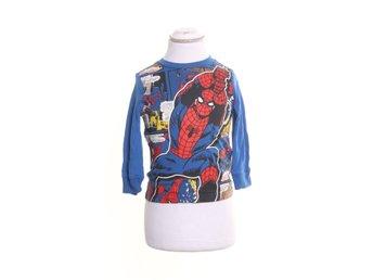 Javascript är inaktiverat. - Stockholm - Marvel Spiderman, Långärmad T-shirt, Strl: 92, Färg: Blå, FlerfärgadVaran är i normalt begagnat skick. Skick: Varan säljs i befintligt skick och endast det som syns på bilderna ingår om ej annat anges. Vi värderar samtliga varor och  - Stockholm