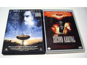 The Arrival (1996) + The Second Arrival (1998)