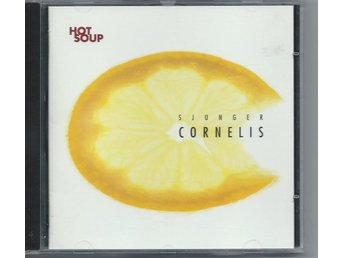 EN CD MED HOT SOUP.........CORNELIS VREESWIJK........