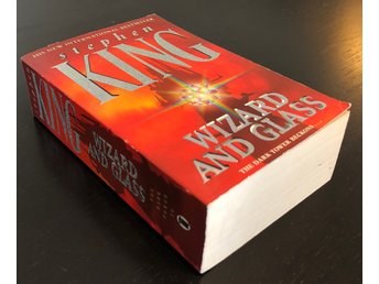 Wizard and Glass (pocket), av Stephen King