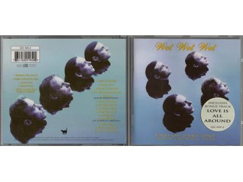 "Wet Wet Wet    CD   ""End of part one- Their Greatest Hits"""