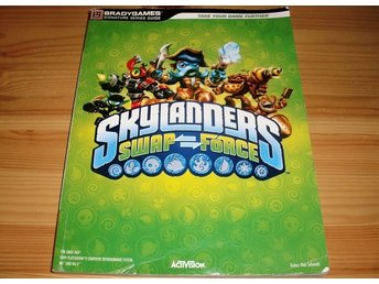Spelguide: Skylanders Swap Force