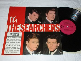 THE SEARCHERS UK LP