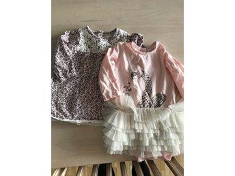 94490321cc94 2 barn klänningar från lindex (346828248) ᐈ Köp på Tradera