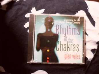 Rhytms of the Chakras Glen Velez Drums dance Ny inplastad!