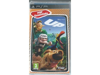 DISNEY - UP ( INPLASTAT PSP )