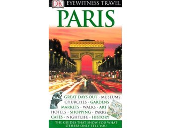 Paris, Eyewitness Travel (Eng)