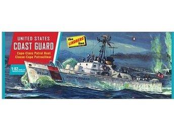 Lindberg US Coast Guard Patrol Boat 1/82 - Lund - Lindberg US Coast Guard Patrol Boat 1/82 - Lund