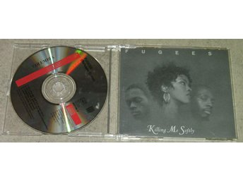 CD Maxi : Fugees - killing me softly