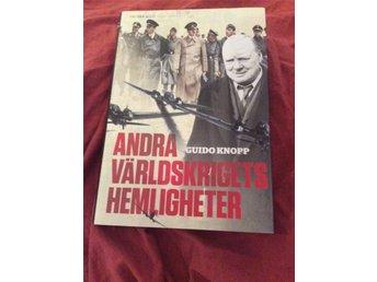 Andra världskrigets hemligheter av Guido Knopp - Solna - Andra världskrigets hemligheter av Guido Knopp - Solna