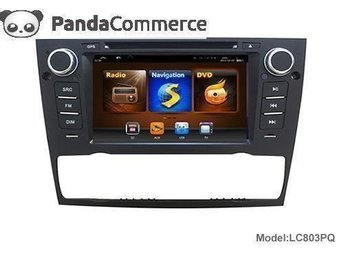 Car DVD med Android 6.0 passande Audi BMW E90 - Blattnicksele - Car DVD med Android 6.0 passande Audi BMW E90 - Blattnicksele