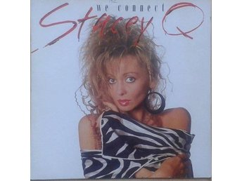 "Stacey Q  title* We Connect* Hi NRG 12"" Germany"
