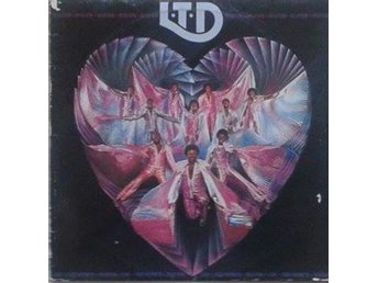 L.T.D. title* Devotion* Netherlands LP