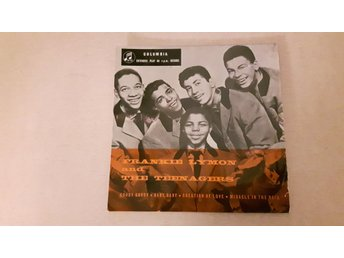 Frankie Lymon And His Teenagers - Goody Goody EP (Endast Omslag)