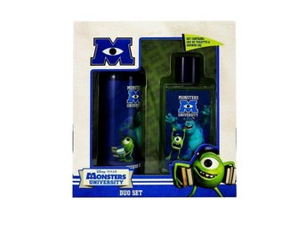 monster university duo set showergel och parfym eau de toilette helt ny i förpa.
