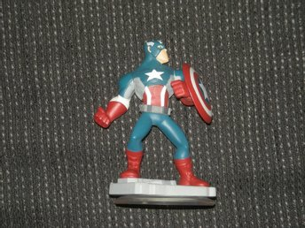 Disney Infinity 2.0 Marvel Captain America Wii PlayStation Xbox