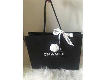 Chanel påse/shoppingbag