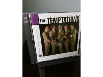 THE TEMPTATIONS - The Best Of  *2-CD*