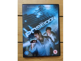 DVD, Poseidon (2006), Import UK (en. text)