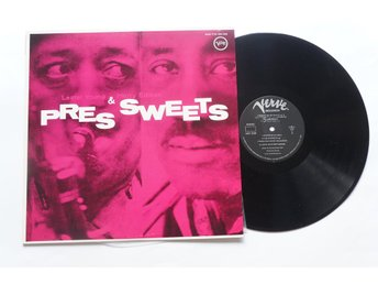 "** Lester Young & Harry ""Sweets"" Edison ?– Pres & Sweets **"