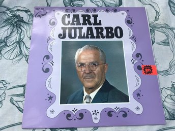 CARL JULARBO LP 1969