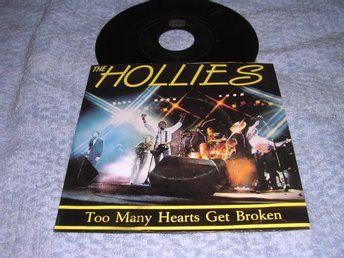 Hollies - Too Many Hearts... (si) Hol 85 EX/VG+