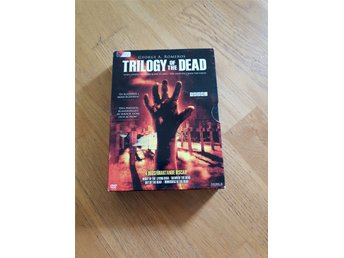 Trilogy of the dead dvd!