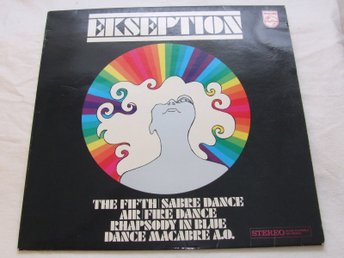 Ekseption - Ekseption - Vinyl-LP från 1969 i bra skick