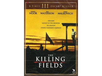 The killing fields. John Malkovich och Craig T Nelson