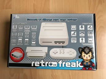 Retro Freak Konsol