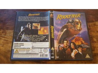 Rocketeer / DVD / Fantasy-action 1991 / Timothy Dalton