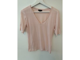 Rosa T-shirt tencel MQ stl small