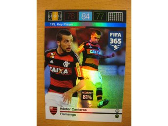 KEY PLAYER - HECTOR CANTEROS - FLAMENGO - ADRENALYN - FIFA 365