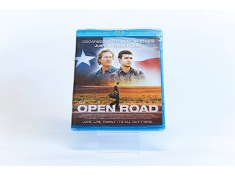 The Open Road - BluRay - NY! - Fri Frakt