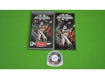 Star Wars Battlefront 2 Psp Playstation Portable