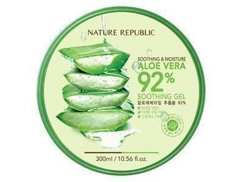 92% Aloe Vera Soothing Gel 220ml