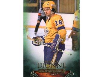 2011-12 Parkhurst Champions #021 Marcel Dionne - Kalmar / Sweden - 2011-12 Parkhurst Champions #021 Marcel Dionne - Kalmar / Sweden