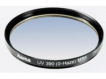 HAMA Filter UV 58mm 1-lager/sida