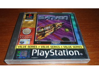 Sanvein - PS1 / Playstation 1