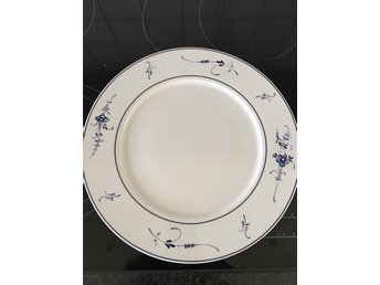 Villeroy & Boch: ny kuvertallrik Old Luxembourg/Vieux Luxembourg