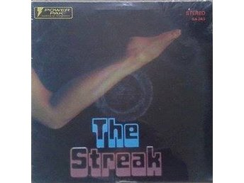 Various* The Streak* Country, Rockabilly, Soul, Rock & Roll LP Comp US SEALD
