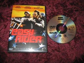 EASY RIDER (PETER FONDA,DENNIS HOPPER,JACK NICHOLSON) DVD - Katrineholm - EASY RIDER (PETER FONDA,DENNIS HOPPER,JACK NICHOLSON) DVD - Katrineholm