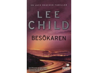 Besökaren, Lee Child (Pocket)