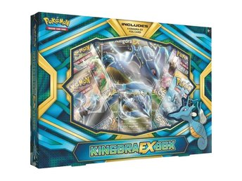 Pokemon Kindra-EX Box