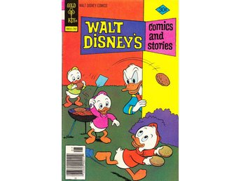 Walt Disneys Comics and Stories nr 442 (1977) / FN / snygg