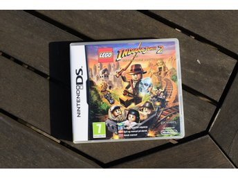 Nintendo DS LEGO Indiana Jones 2 the adventure continues