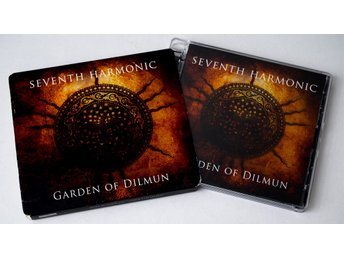 Seventh Harmonic / Garden of Dilmun CD