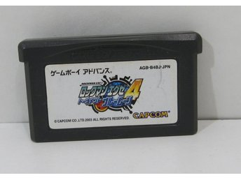 Rockman Exe 4 ( Megaman Battle Network ) till GBA gameboy advance