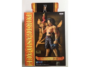 Portgas D Ace DX Figure ONE PIECE 17,5 cm