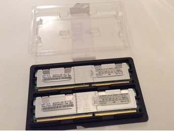 4GB totalt (2x 2 GB) Ramminnen
